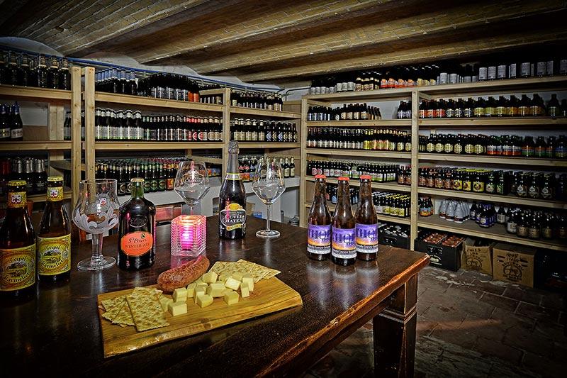 bierproeverij herberg D'n Brouwer Zeeland